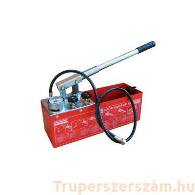 Vizsgáló pumpa 50 bar