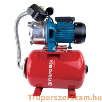 Víznyomásemelő berendezés 0,75 kW 24L