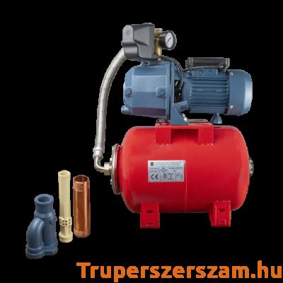 Víznyomásemelő berendezés kilökővel 24L