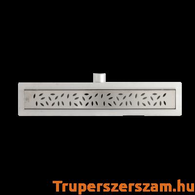 Rozsdamentes acélfolyóka 50*70 cm