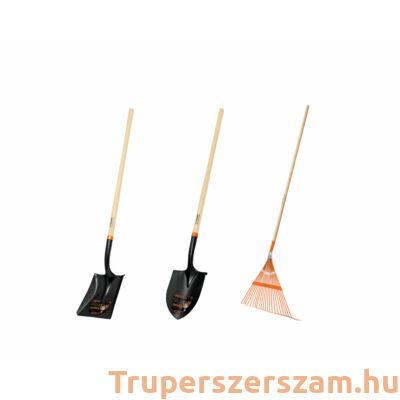 Kerti szerszám (ásó, lapát, fűseprű) ALAP csomag