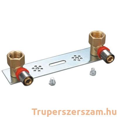 "TH press szerelt falikorong 16*1/2"" - 100 mm"