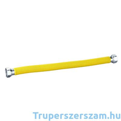 """FLEXIBILIS GÁZ BORDÁSCSŐ1/2""""BB*30-60cm"""