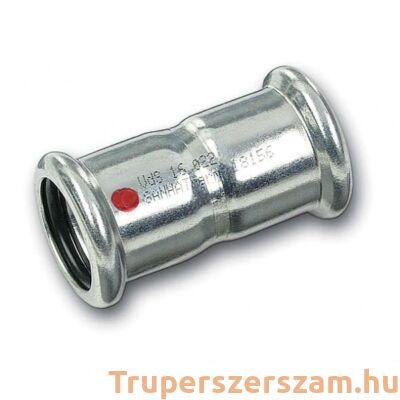 Szénacél press karmantyú BB 18 mm