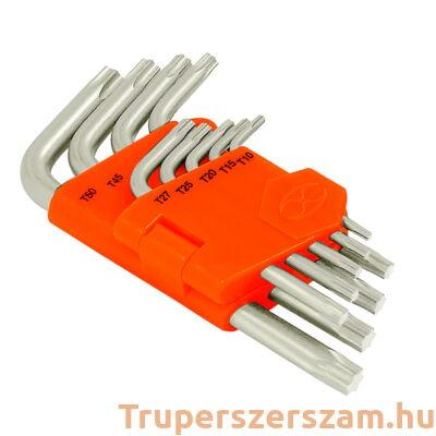 Torx kulcs készlet